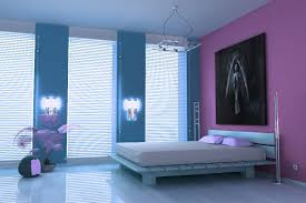 room blue wall paint colors  blue wall paint pleasant modern purple and blue wall paint ideas