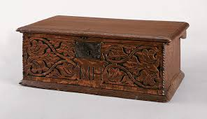 american furniture  the seventeenth century and william  box