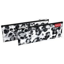 Купить <b>ErichKrause Пенал</b>-<b>конверт</b> Grey Leopard (49007) серый в ...