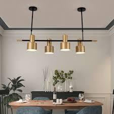 <b>Nordic</b> Fashion Creative Bar Lamps <b>Simple</b> Table Chandelier Post ...