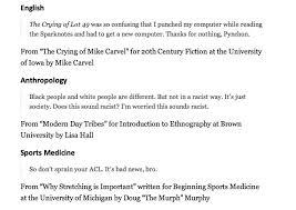 funny essay conclusions