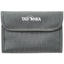 ≡ <b>Кошелек tatonka money box</b> titan grey – купить по лучшей цене ...
