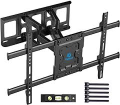Full Motion TV Wall Mount Bracket Dual Articulating ... - Amazon.com
