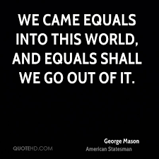 George Mason Quotes | QuoteHD via Relatably.com