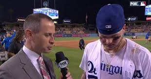 J.P. Morosi discusses the Dodgers thrilling win with Alex Verdugo ...