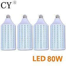 Generic Inno 4pcs 80W <b>LED Corn Bulb E27</b> 220v <b>LED</b> Video ...