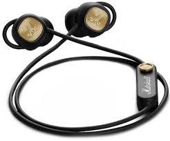 <b>Беспроводные наушники</b> с микрофоном <b>Marshall Minor</b> II ...