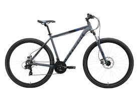 Велосипед <b>Stark</b> Hunter 29.2 HD, серый, черный, синий, <b>колесо</b> ...