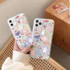 best <b>cute rabbit</b> cartoon silicone case brands and get free shipping ...
