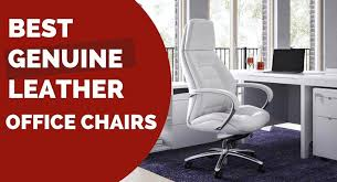 The <b>Best</b> Genuine <b>Leather Office</b> Chairs (As In Real) - Ergonomic ...