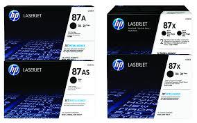 HP 87, Лазерные <b>картриджи HP LaserJet</b>