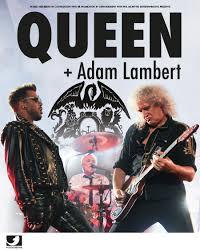 Resultado de imagem para adam lambert e Queen live