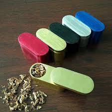 New Quality New Fashion 1pcs Small Saxophone <b>Portable Smoke</b> ...