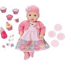 "<b>Кукла</b> Zapf Creation ""<b>Baby</b> Annabell"""