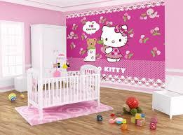 wallpaper nursery hello kitty girls room room bedroom cool bedroom wallpaper baby nursery