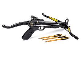 <b>Арбалет</b>-<b>пистолет Скаут</b> (Ek <b>Cobra Aluminum</b>) черный - купить в ...