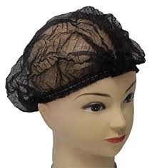 <b>100 pieces</b> disposable <b>Non-woven</b> Clip Caps Mob caps hairnets ...