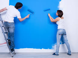 Image result for picture of people paint walls