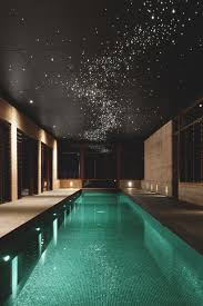 gallery of 25 stunning indoor pools to make you relax amazing indoor pool lighting
