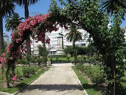 Resultado de imagen de jardines de san carlos coruña