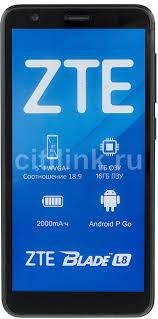 Купить Смартфон <b>ZTE Blade</b> L8 16Gb, черный в интернет ...