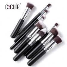 MECOLOR <b>Professional 5 pcs</b> Makeup Brushes Set powder ...