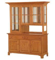 Shaker Cabinet Door Dimensions 3 Door Hutches Amish Oak Furniture Mattress Company Ohio
