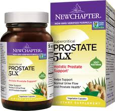 Supercritical <b>Prostate 5LX</b>™ | Men's Health from New Chapter