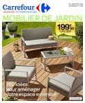 Mobilier de jardin - table et chaise de jardin - Comment. - Carrefour