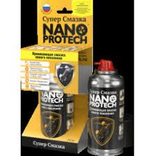 Отзывы о Супер <b>смазка Nanoprotech</b>