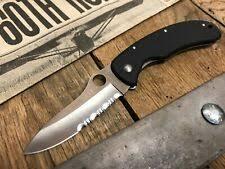 Комбинация <b>Spyderco</b> коллекционная <b>складные ножи</b> | eBay