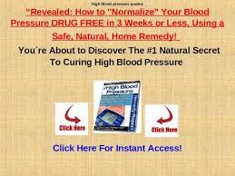 High Blood Pressure Quotes - PdfSR.com