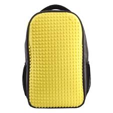 <b>Рюкзак Full Screen</b> Biz Backpack/Laptop bag WY-A009 Желтый ...