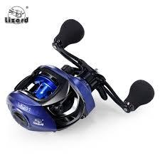 Left/Right Fishing Reel <b>Water Drop Wheel 7.2:1</b> Gear Ratio ...