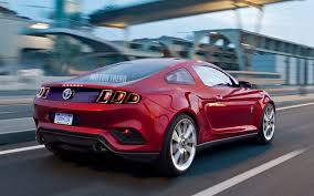 ������ �������� ���� ����� ���� ������ Ford Mustang 2015