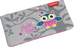Купить <b>пенал конверт</b> Lucky Owl <b>Erich</b> Krause, цены в Москве на ...