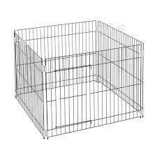 <b>Вольер</b> для щенков <b>Ferplast Dog Training</b>, 80 x 80 x 62 см ...