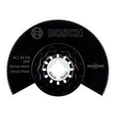 <b>Диск пильный</b> сегментированный <b>Bosch</b> Starlock 85 мм биметалл ...