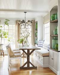 pictures of dining room decorating ideas: pops of color neutral home dining room  pops of color