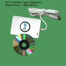 <b>USB NFC ACR122U 13.56 Mhz</b> RFID Contactless Smart Card Copier