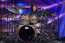 WATCH: 'America's Got Talent' Kid Nails <b>Fall Out Boy</b> on the Drums