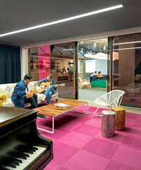 cisco offices by studio oa features wooden meeting pavilions meraki cisco meraki office