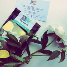 BlackWell <b>Органический кофейный скраб</b> Lime and Mint.