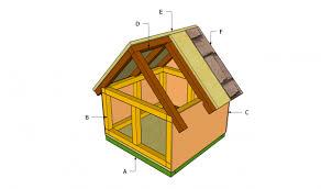 Outdoor Cat House Plans   MyOutdoorPlans   Free Woodworking Plans    Building an outdoor cat house plans