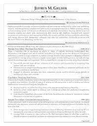 professional resume technical writer