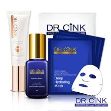 Dr. Cink <b>Hydrating Serum</b> 30ml + Sunscreen SPF50 35ml