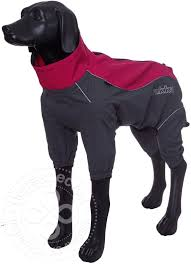 Купить <b>Комбинезон для собак Rukka</b> Windmaster Solid красный ...