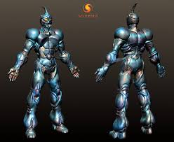 guyver bio booster armor d model by ghostcapi on guyver bio booster armor 3d model by ghostcapi