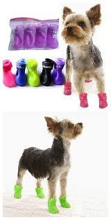 [$7.19] Dogs <b>Dog Boots</b> / <b>Dog Shoes</b> Rain Boots Waterproof <b>Cute</b> ...