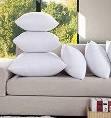 Buy JDX White Filler <b>Cushion</b> (12X12) or 30X30 cm (<b>Set of</b> 5) Online ...
